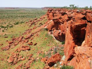 The Little Sandy Desert. Photo: Wikimedia Commons