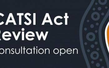 CATSI Act Review consultation open banner