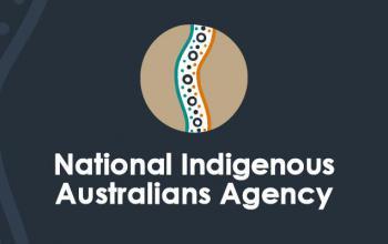 National Indigenous Australian Agency logo