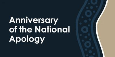 Anniversary of the National Apology