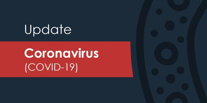 Update Coronavirus (COVID-19)