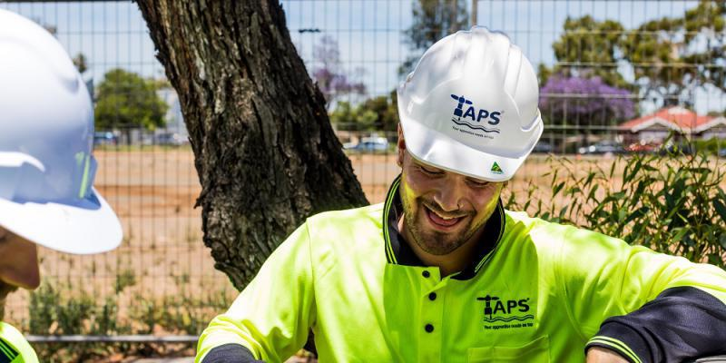 Twenty year old Isiah Glancey from Adelaide is on a path to a fulfilling career in the plumbing industry thanks to assistance from the Trainee & Apprentice Placement Service.