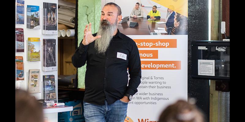 Wirra Hub Business Coach, Rob Barton