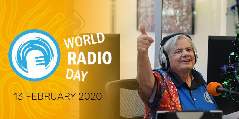 World Radio Day 13 February 2020