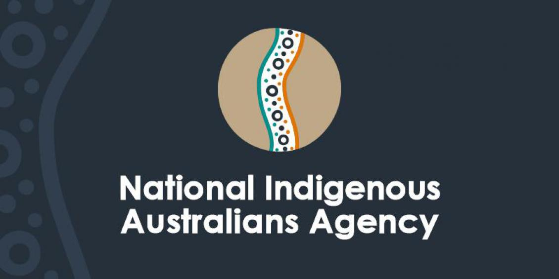 National Indigenous Australian Agency logo